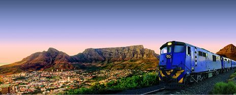 Highlights of Africa: Luxury Blue Train & Victoria Falls Discovery