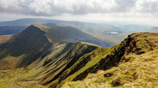 3-Night Brecon Beacons Festive Self-Guided Walking Holiday