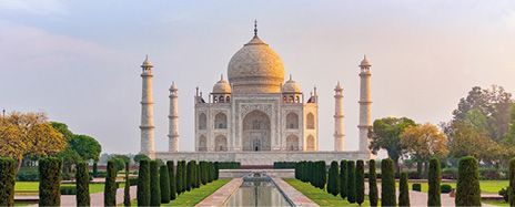 India's Golden Triangle & Arabian  Cruise