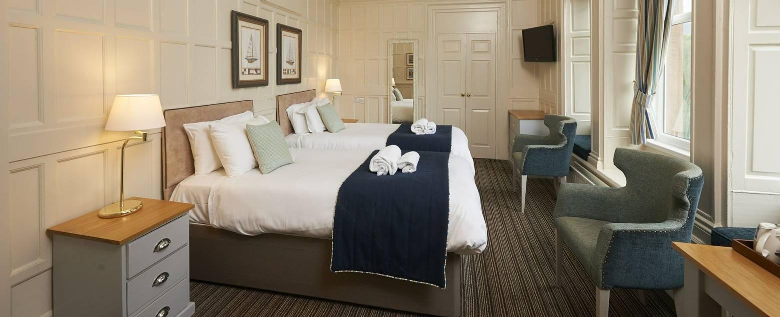 Derwent Bank - Bedroom - Best Room - 12