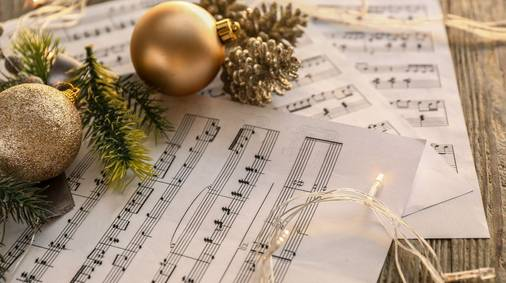 Songs for Christmas in the Southern Yorkshire Dales