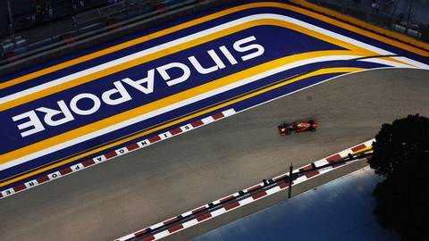 Singapore Grand Prix 4