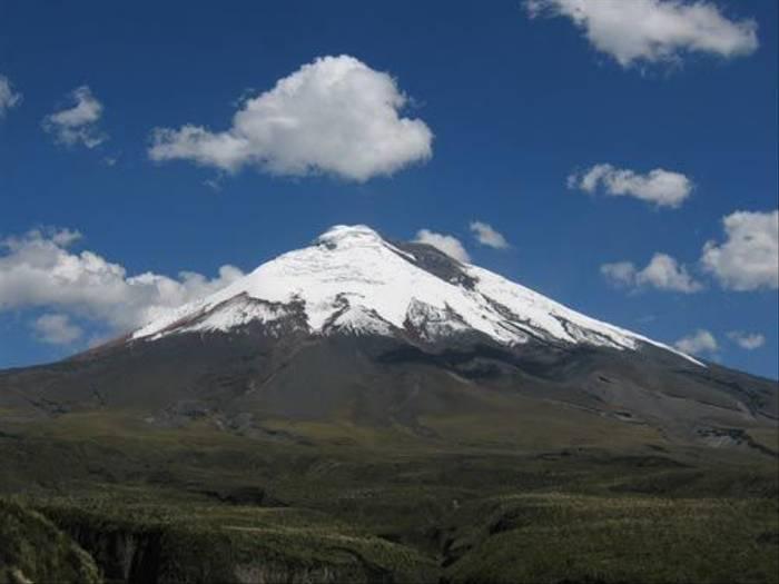 Cotopaxi Volcano (Byron Palacios)