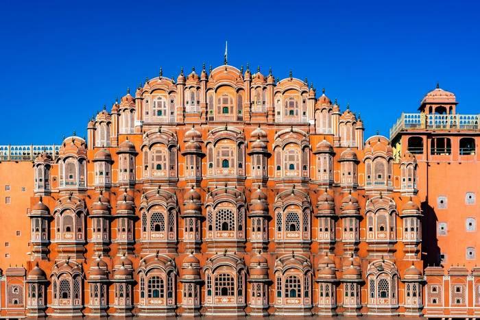 Hawa Mahal, Jaipur, India shutterstock_1690047220.jpg