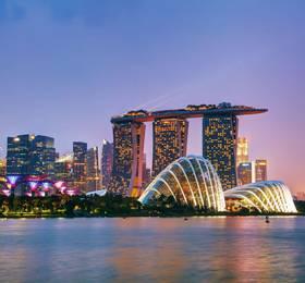 Singapore - Disembark Norwegian Spirit and Hotel Stay