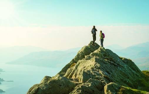Scottish Highlands Munro Bagging Holiday III