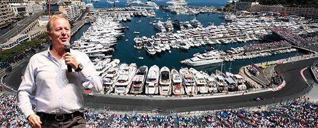 Ultra-Luxury Mediterranean Voyage & Monaco Grand Prix