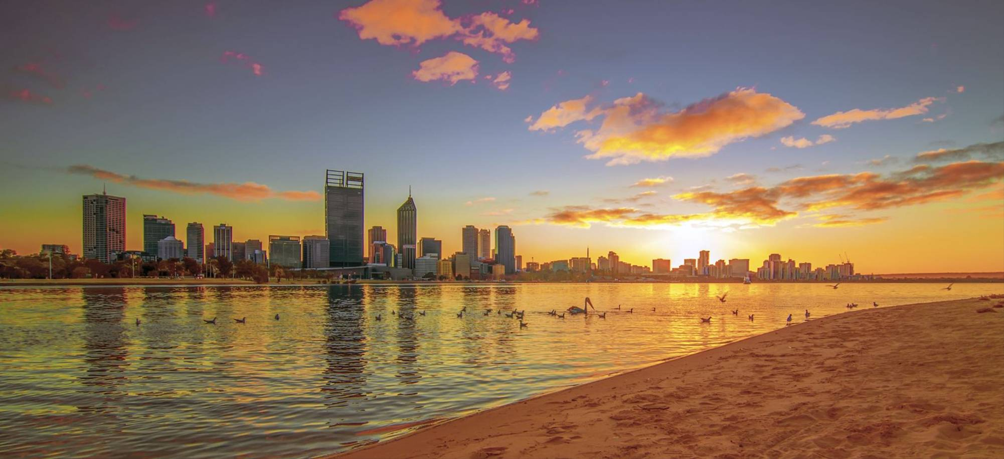Perth   Itinerary Desktop