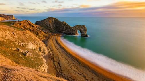 Dorset Coast 50,000 Step Challenge