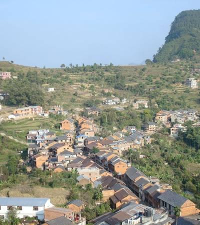 Newari town of Bandipur