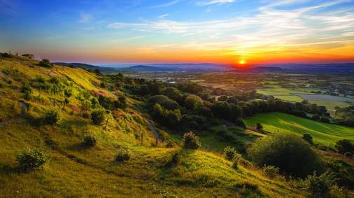 7-Night Cotswolds Guided Walking Holiday