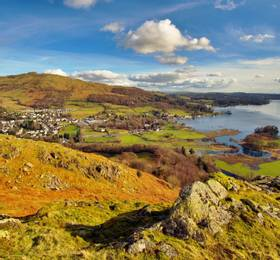 Leave Hawkshead or Bowness-on-Windermere extension