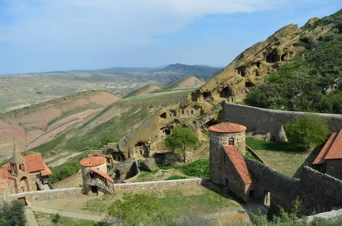 David Gareja Monastery (D Phillips)