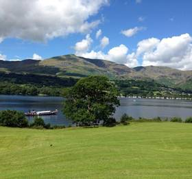 Walk from Grasmere to Coniston