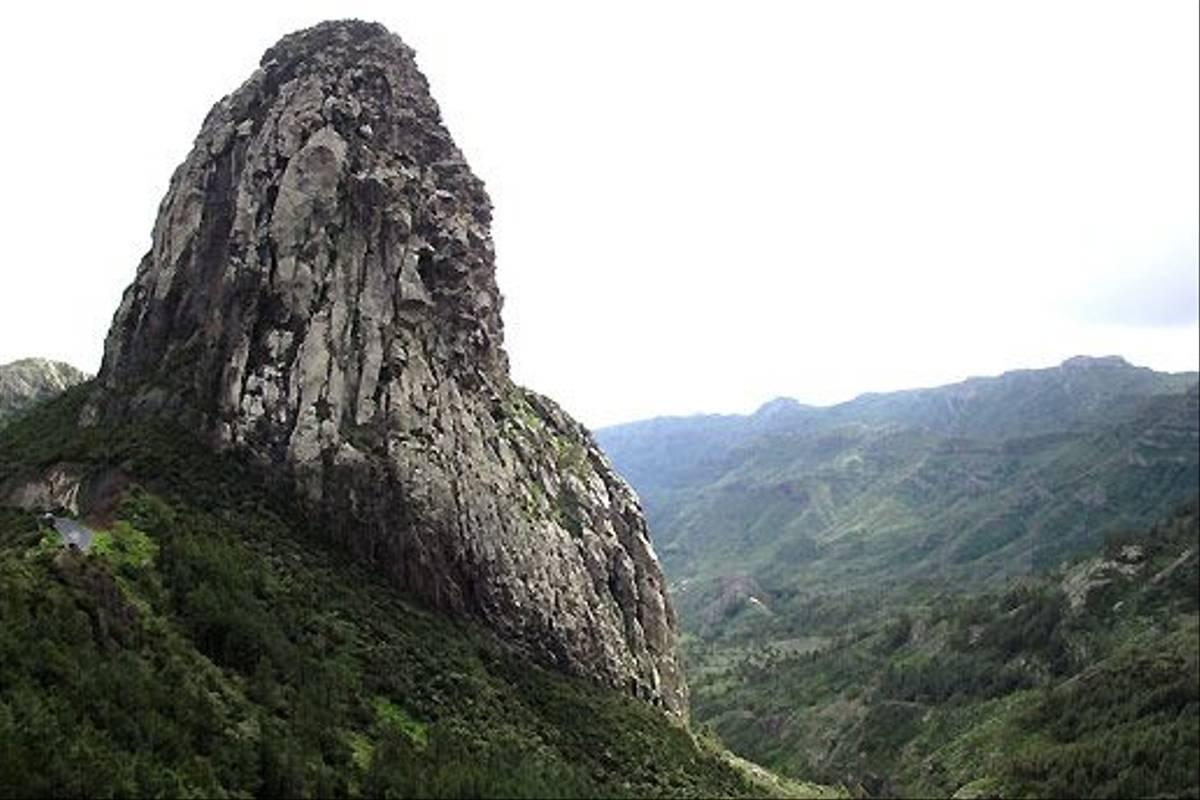 Roque Agando, La Gomera (Paul Harmes)
