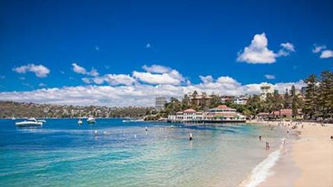 Sydney   Manly Beach   446x270