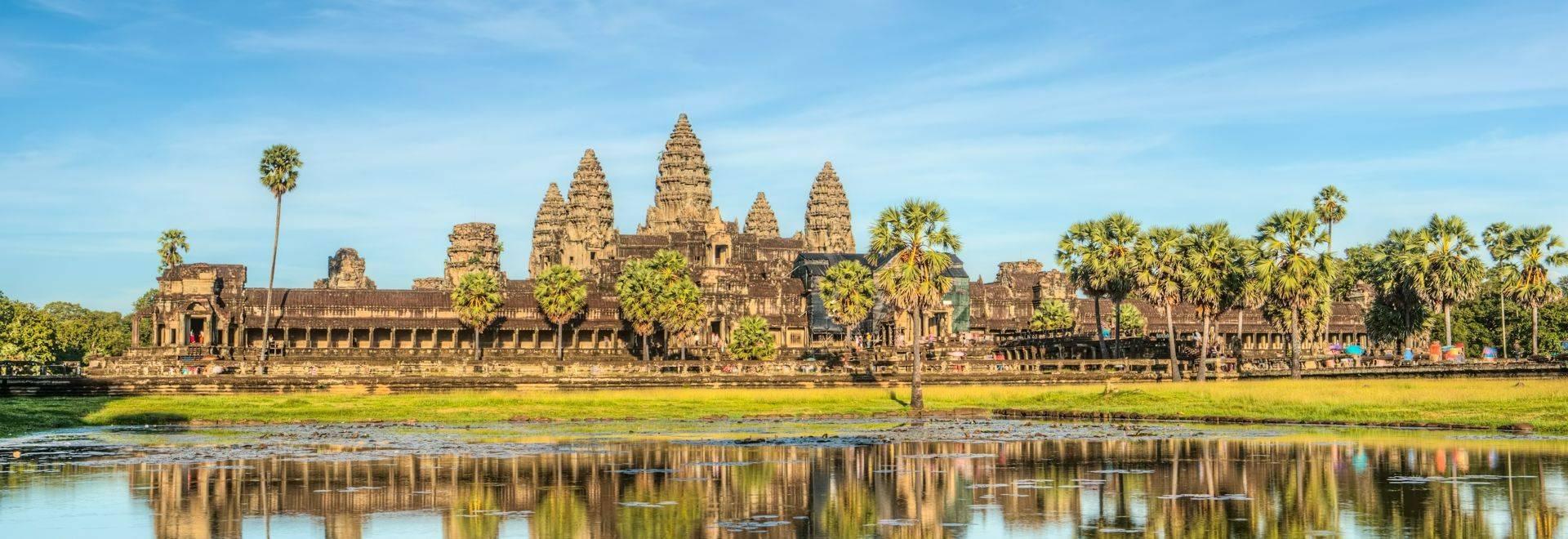 Shutterstock 212275141 Angkor Wat
