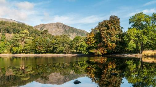 4-Night Southern Lake District Tread Lightly Guided Walking Holiday