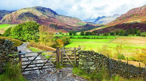 4-Night Southern Lake District Guided Walking Holiday