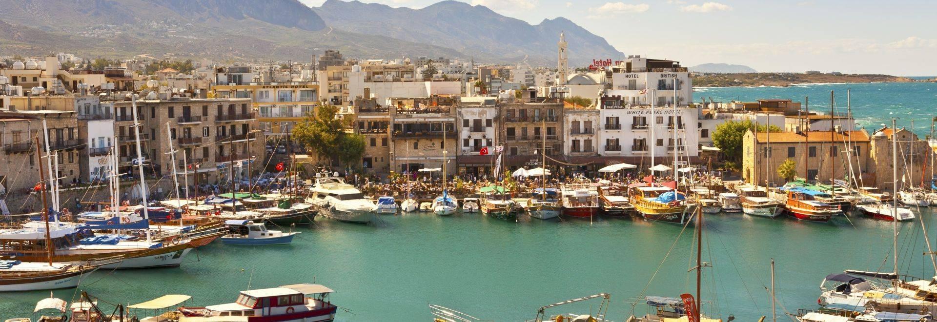 Kyrenia Harbour Shutterstock 174897428