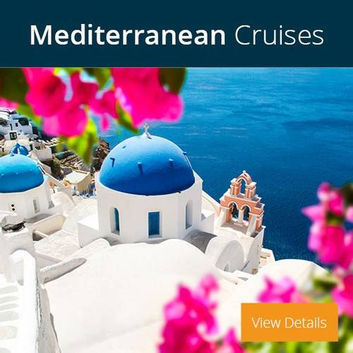 Mediterranean Cruise Specials