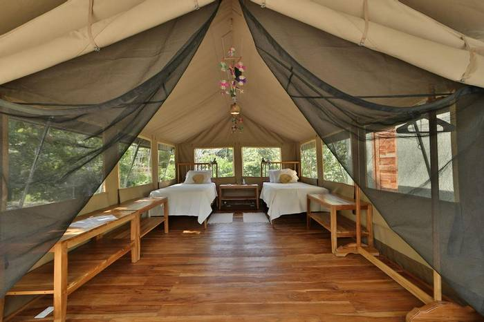 Tented Accommodation (Fernando Alba, Canopy Family)