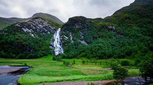 4-Night Scottish Highlands Guided Walking for Solos Holiday