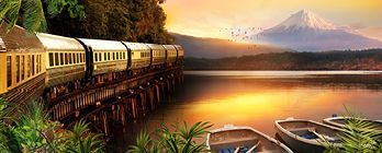 Exotic Eastern Escape: Luxury Rail Journey & Japan Adventure