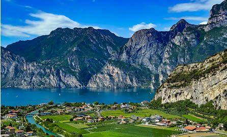 Day 9   Italy   Lake Garda   Mountains