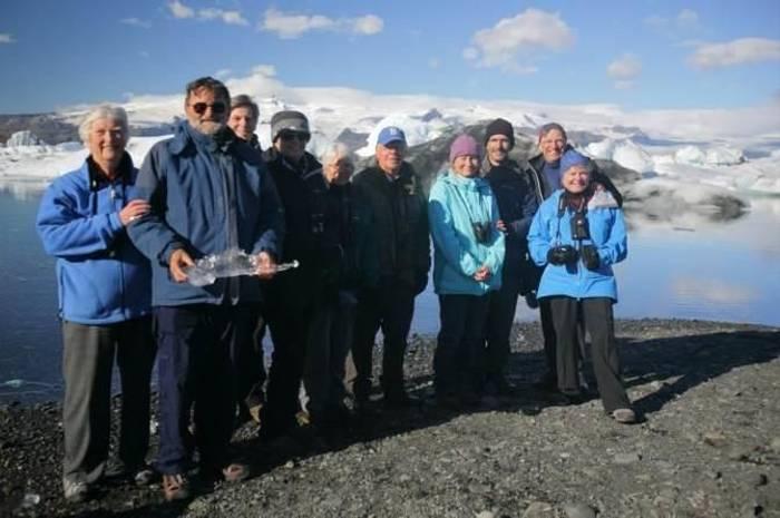 2013 Naturetrek group (Malcolm Stott)