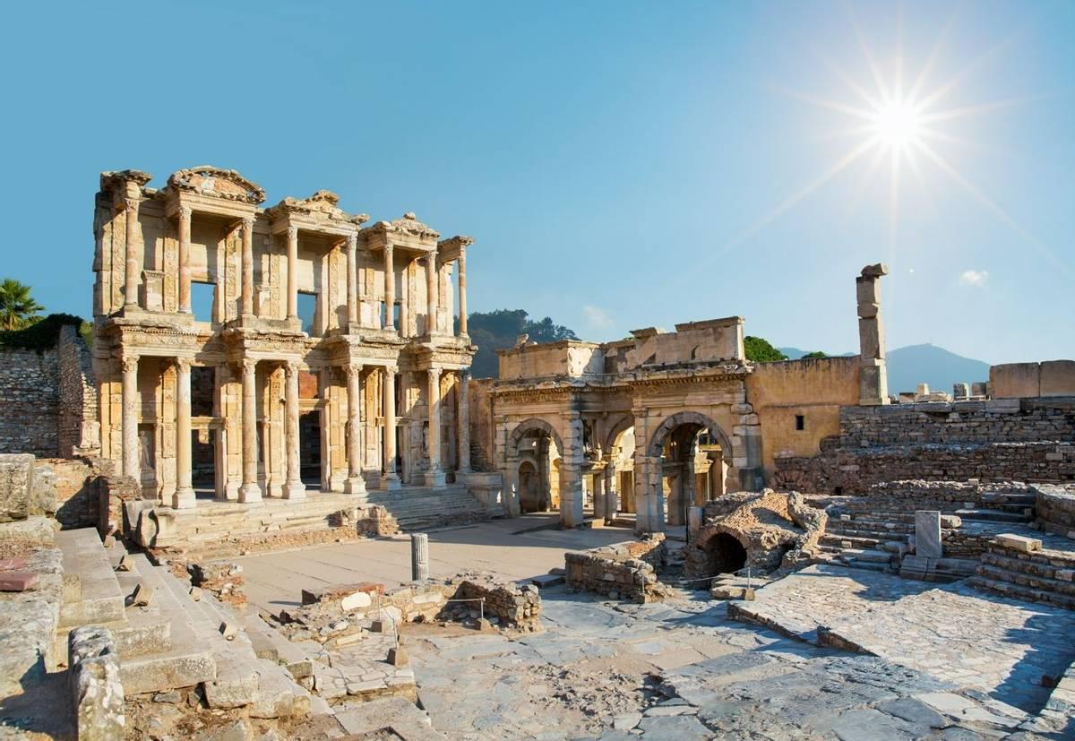 Ephesus, Turkey Shutterstock 532274698