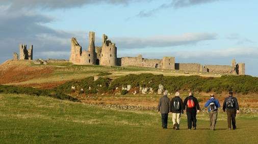 4-Night Northumberland Self-Guided Walking Holiday