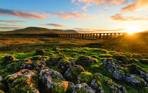 4-Night Western Yorkshire Dales Guided Walking Holiday