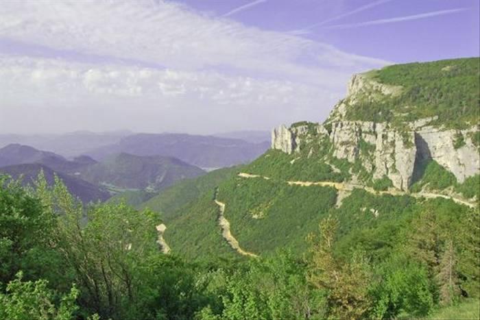 Col de Rosset, Vercors