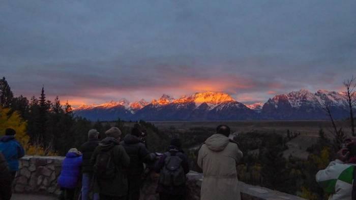 Tetons Sunrise PJD