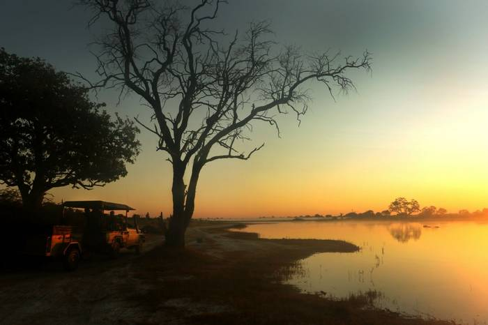 Sunrise (Letaka Safaris)