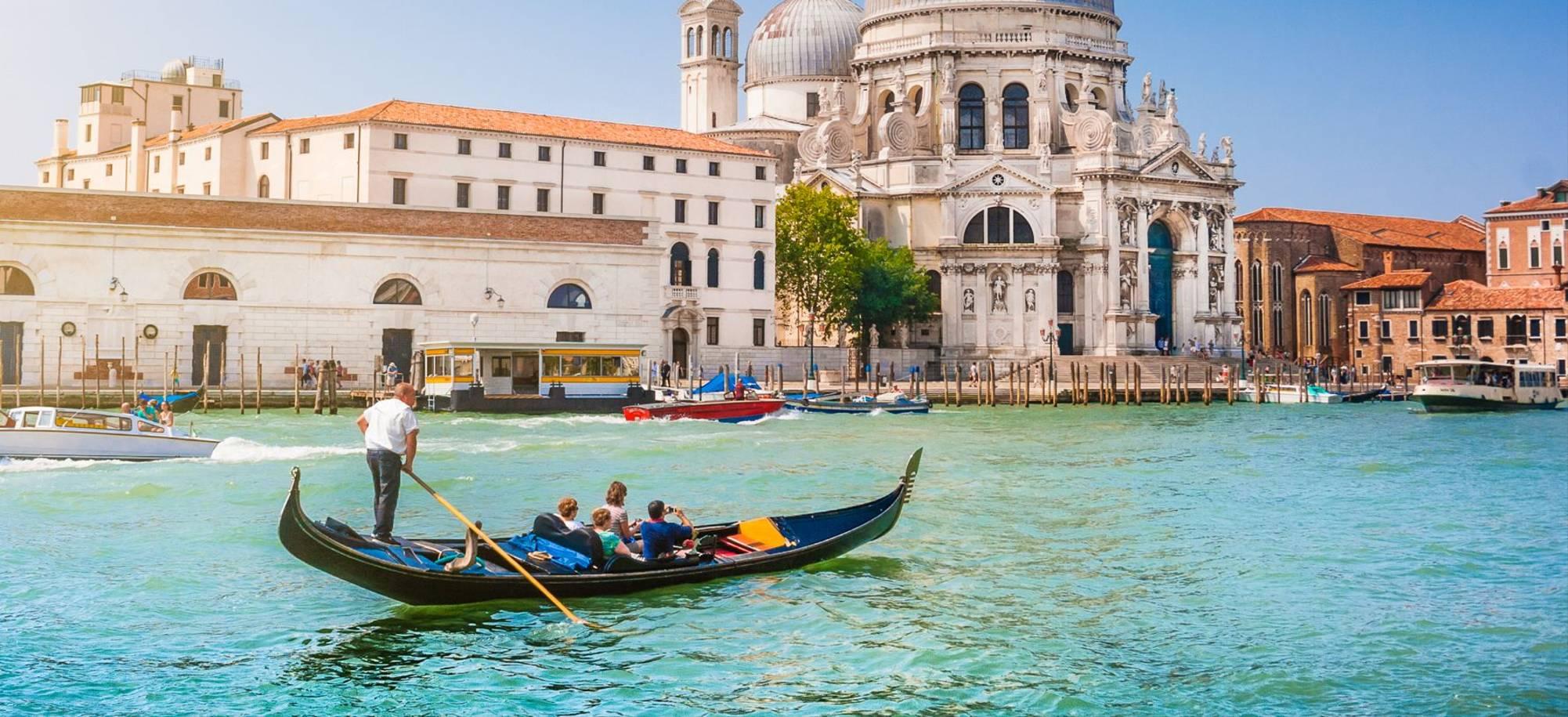 Venice   Gondola   Itinerary Desktop
