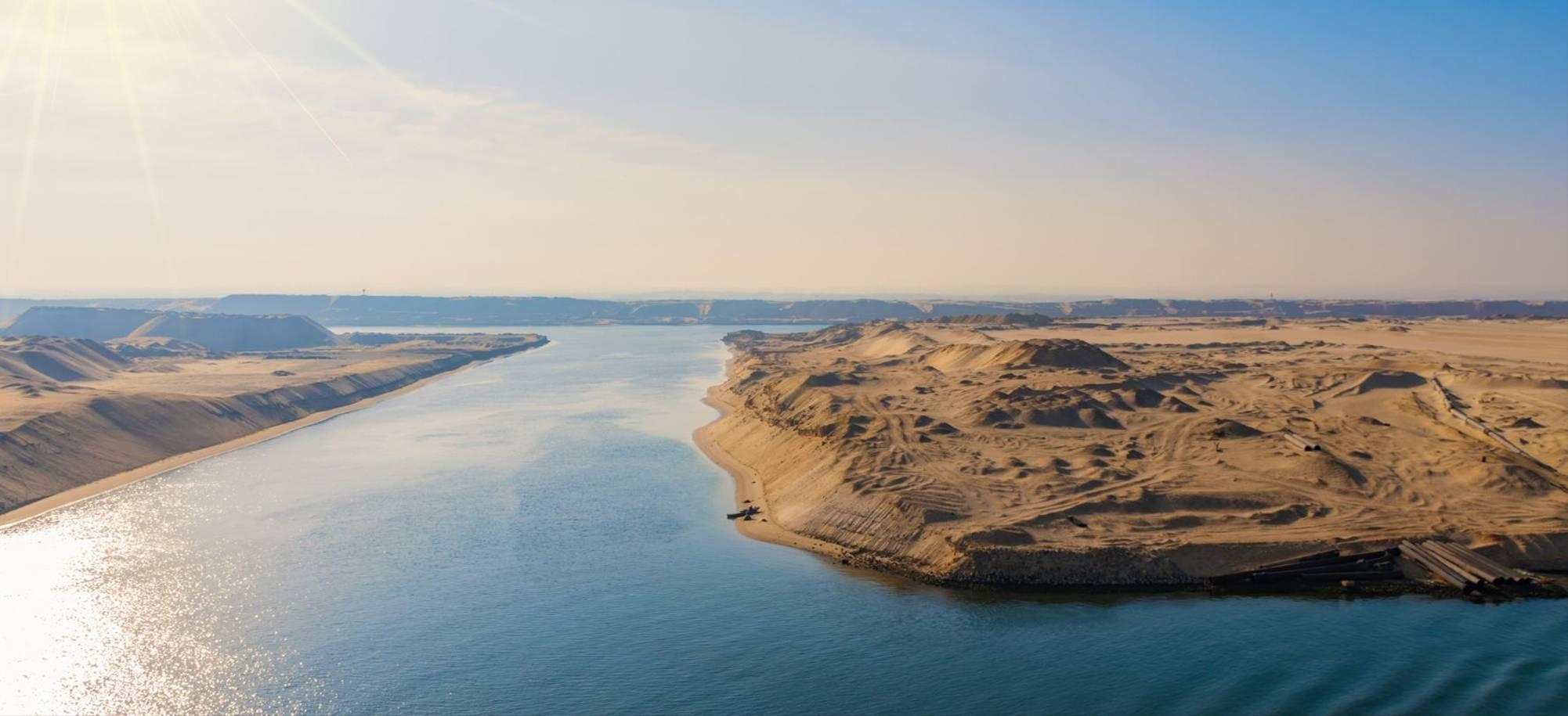 Suez Canal   Itinerary Desktop