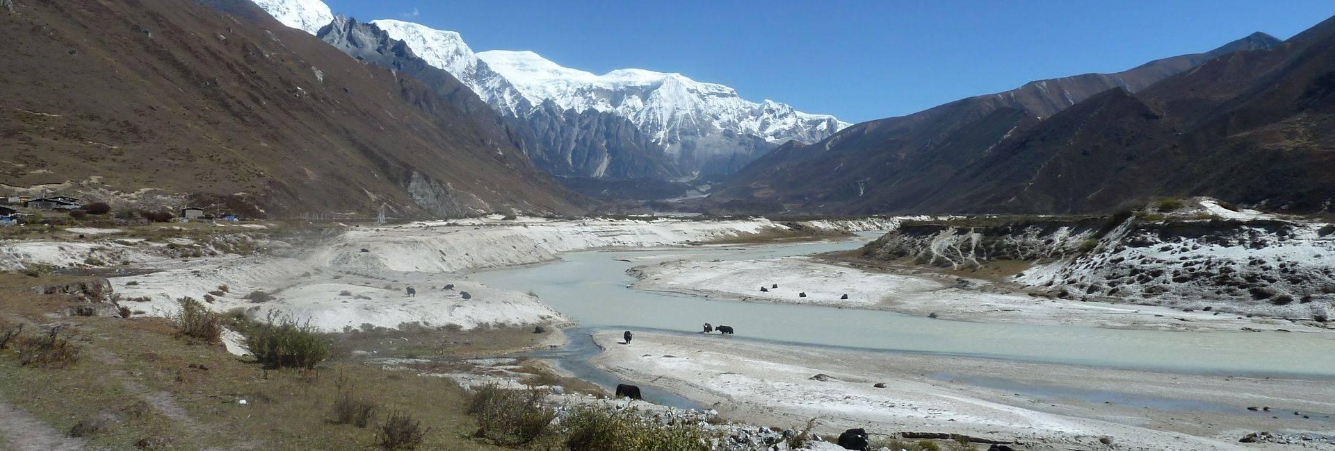 Lunana valley