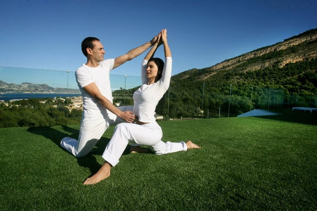sha yoga