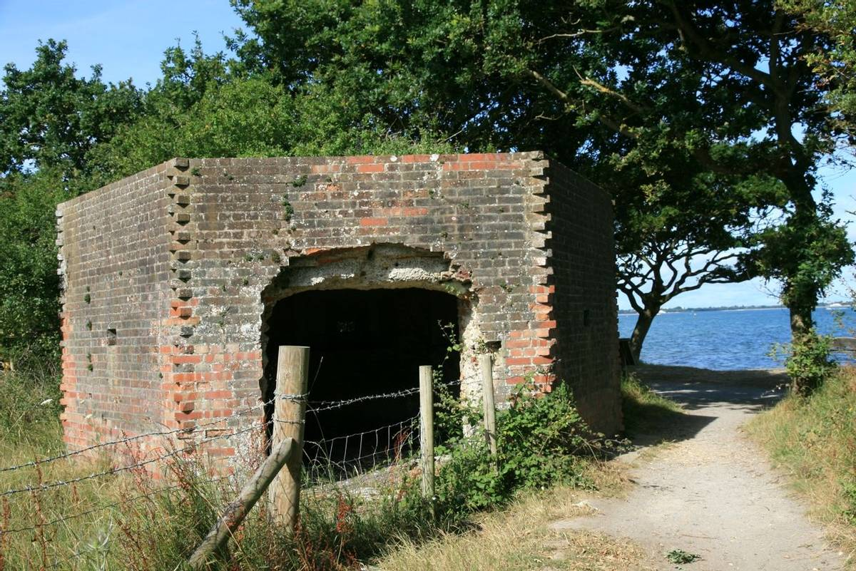 Hayling Billy Line Pill Box.JPG