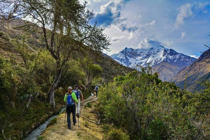 Salkantay, Peru Shutterstock 663798781
