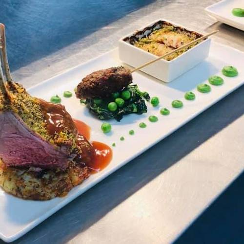 Recipes from our Chefs - Valentine's Day Trio of Lamb