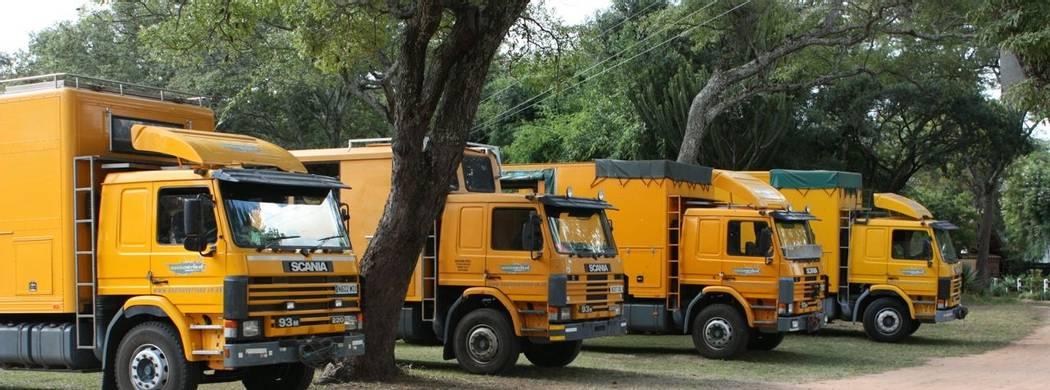 Oasis Overland Trucks