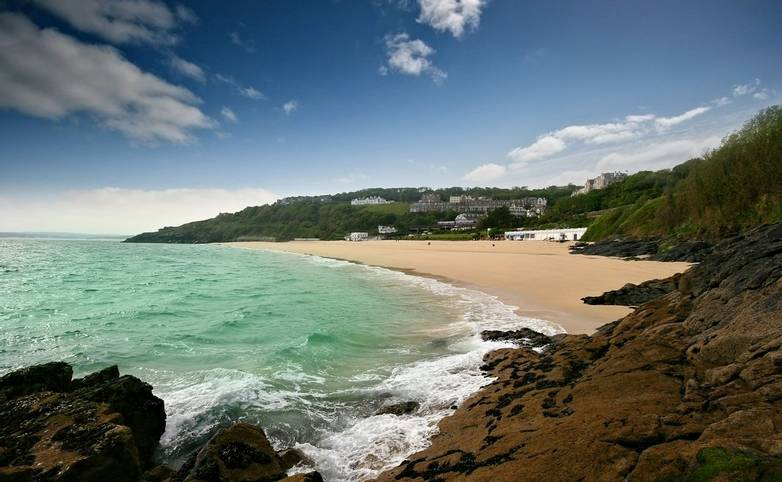 Porthminster beach St Ives West Cornwall