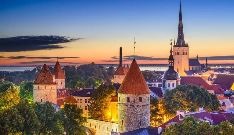 Shutterstock 229237687 Tallinn, Estonia
