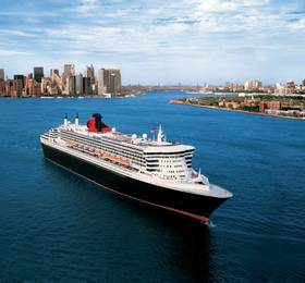 New York - Embark Queen Mary 2