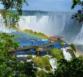 Iguazu Falls - Hotel Stay