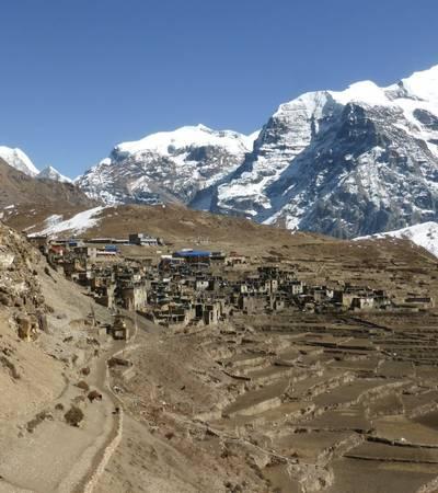 Naar village (4,100m)
