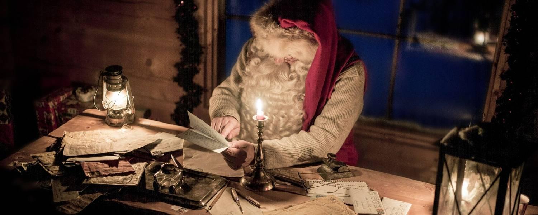 Santa Claus   Credit Kimmo SyväRi And Visit Finland